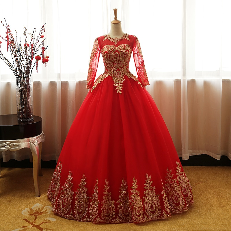 2020 novo laço do vintage vestido de baile vermelho quinceanera vestidos vestido de novia personalizado plus size doce cor vestido de baile