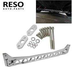 RESO--NEW Rear Lower Control Arm Billet Subframe Brace For HONDA CIVIC 96-00 F7 EK