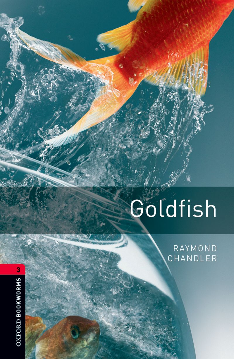Kids Boy Girl Educational English reading book Oxford Bookworms Library: Level 3: Goldfish