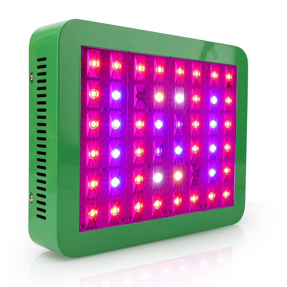 Switchable LED Grow Light 300W Full Spectrum Grow Lamp AC85~265V For Indoor Plant Greenhouse Hydroponic Seeding Flowering Growth enlarge