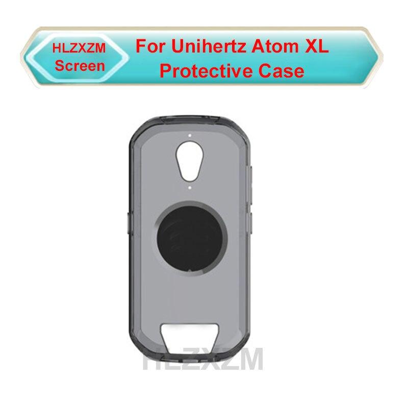 Unihertz اتوم XL ثلاثة واقية الهاتف المحمول قشرة صلبة واقية