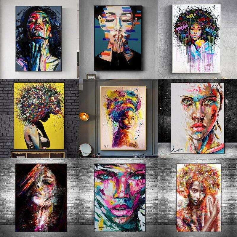 Arte abstrata arte da parede cartaz da arte da parede arte da parede quadros de arte da parede