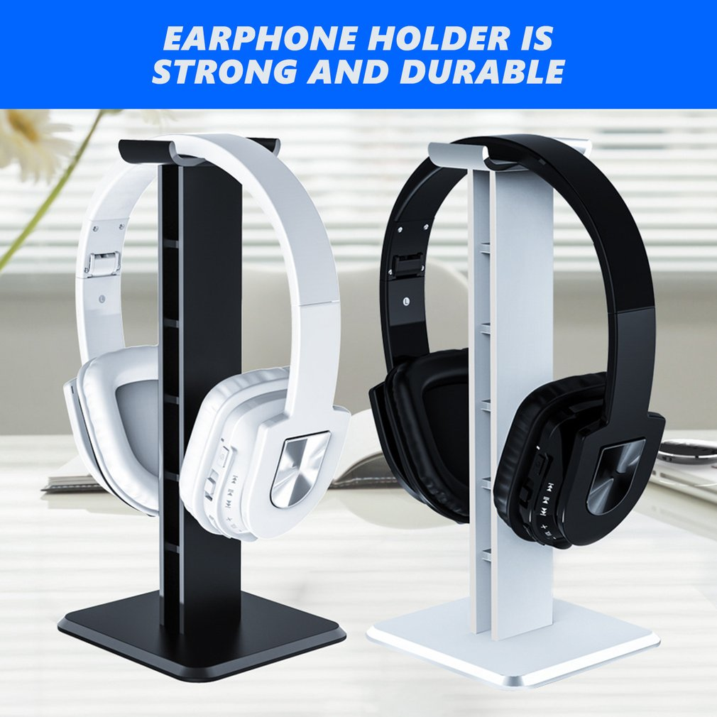 Z1 Headphone holder Universal Headphone Stand Headset Earphone Stand Holder Display for Gaming Headsets Show Shelf dropshipping enlarge