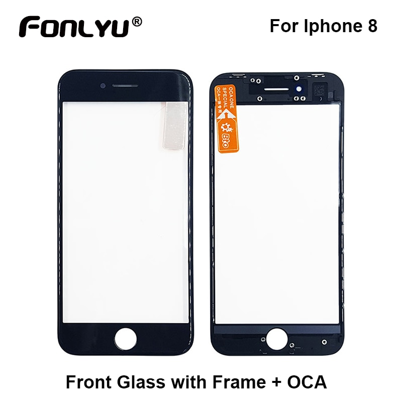 10pcs-close-ori-quality-cold-press-3-in-1-lcd-front-screen-glass-with-frame-and-oca-glue-for-iphone-8-7-6-6s-5-plus-repair