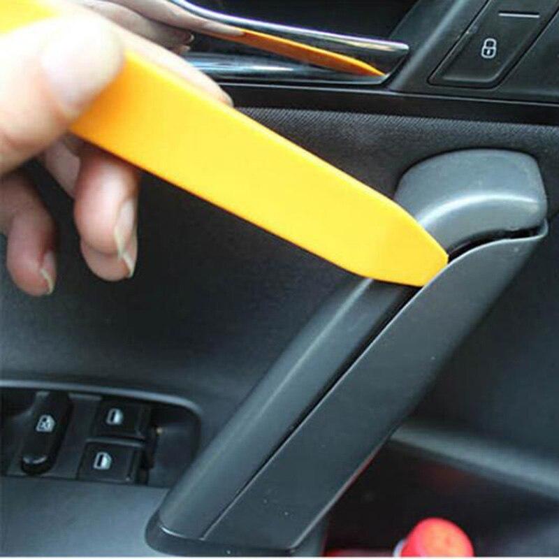 1 pz e 4 pz strumento di smontaggio audio per auto, barra di leva in - Set di attrezzi - Fotografia 6