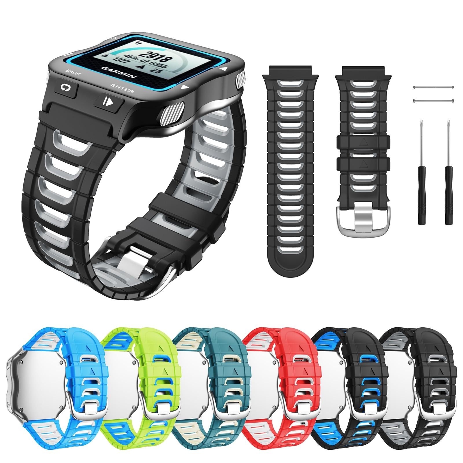 anbest-силиконовый-ремешок-для-часов-garmin-forerunner-920xt-цветной-сменный-Браслет-тренировочный-спортивный-браслет