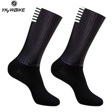 YKYWBIKE  High quality Professional brand sport socks Breathable Road Bicycle Socks Outdoor Sports R