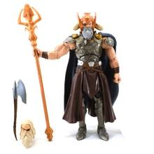 Marvel Legends BAF Allfather Odin Thor Action Figure Toy Brinquedos Figurals Collection Model Gift