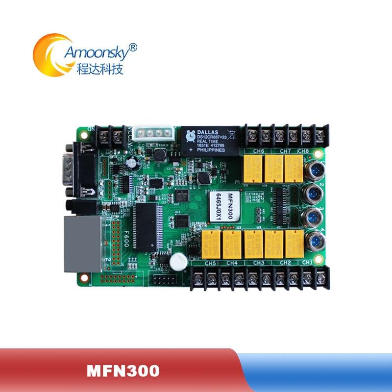 Nova star многофункциональная карта MFN300 nova система управления для светодиодных видео стеновых панелей p4 гибкий светодиодный дисплей