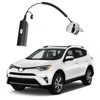 for toyota rav4 electric suction door automobile refitted automatic locks car accessories intelligence suction door