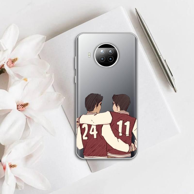 Teen Wolf Stilinski 24 Phone Case Transparent for Xiaomi mi note 10 8 9 t HUAWEI p30 40 11 Samsung S 8 9 10 20 pro lite