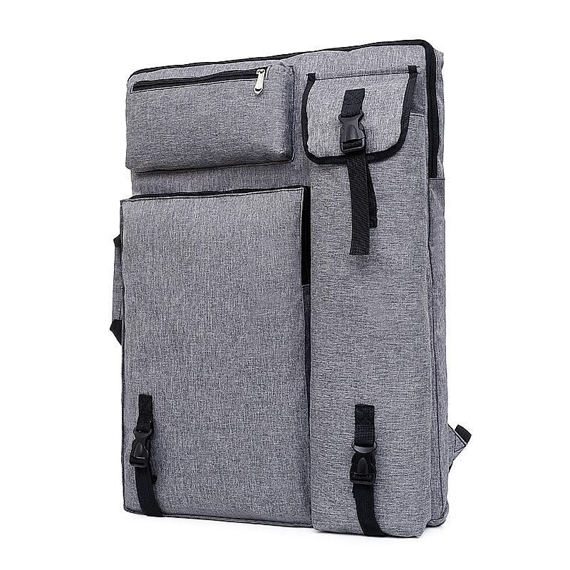 Sketchpad Bag 4k waterproof large art painting bag  Portable children's Art School Bag Multifunction Canvas drawing board bag
