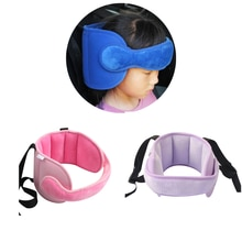 Adjustable Car Seat Head Support Baby Kids Sleeping Pillow Headrest Neck Head Fixed Protection Safety Playpen Drop Shipping