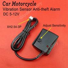 DC 5V-12V Anti-theft Security Alarm System Burglar Alarm for Bike Motorcycle Car