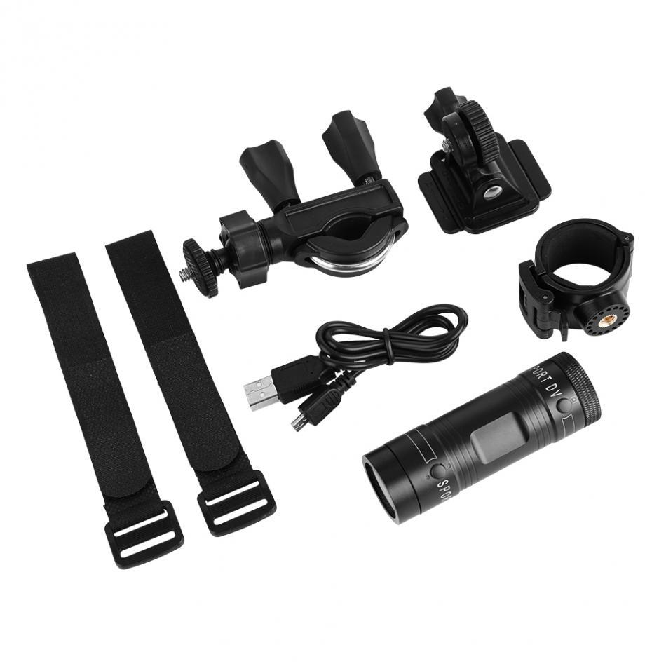 SPTSP F9 HD Sports Camera Mountain Bike Motorcycle Helmet Action Camera Video DV Camera Full HD 1080p Car Video Recorder DVR enlarge