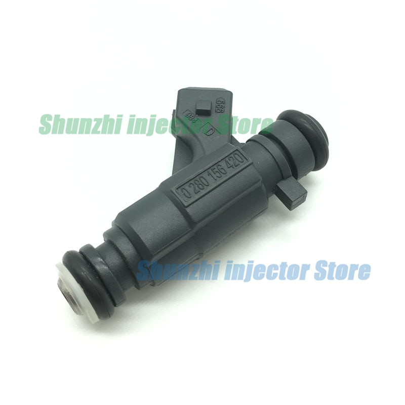 Fuel Injector Nozzle For FIT Wuling Sunshine 466 Chang an Star CM5 L4 0280156420 2000-2016