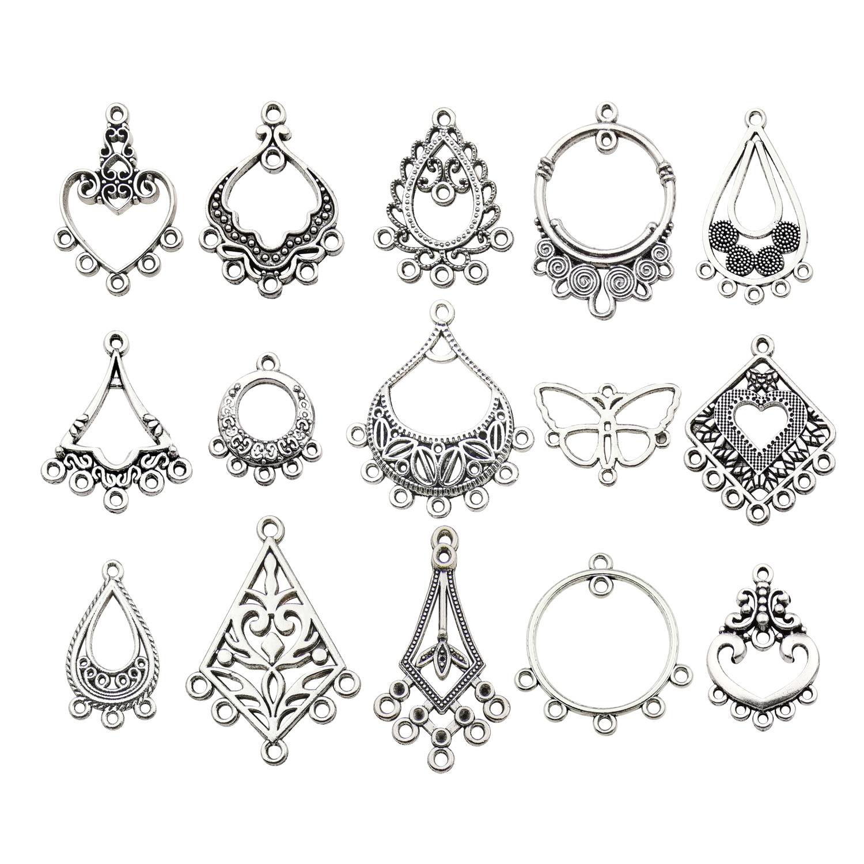 60-шт-античные-серебряные-серьги-Висячие-Подвески-упаковка-для-diy-серьги-ожерелье-Браслеты-Изготовление-ювелирных-изделий