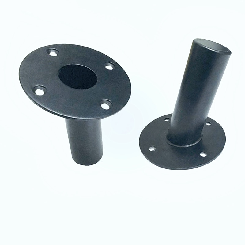 ProHSaudio (4PCS/Lot)  HS7265 Size: ∅108x 120 Professional Line Array Speaker Accessories 15 Degree Angle Iron Base Box Base enlarge