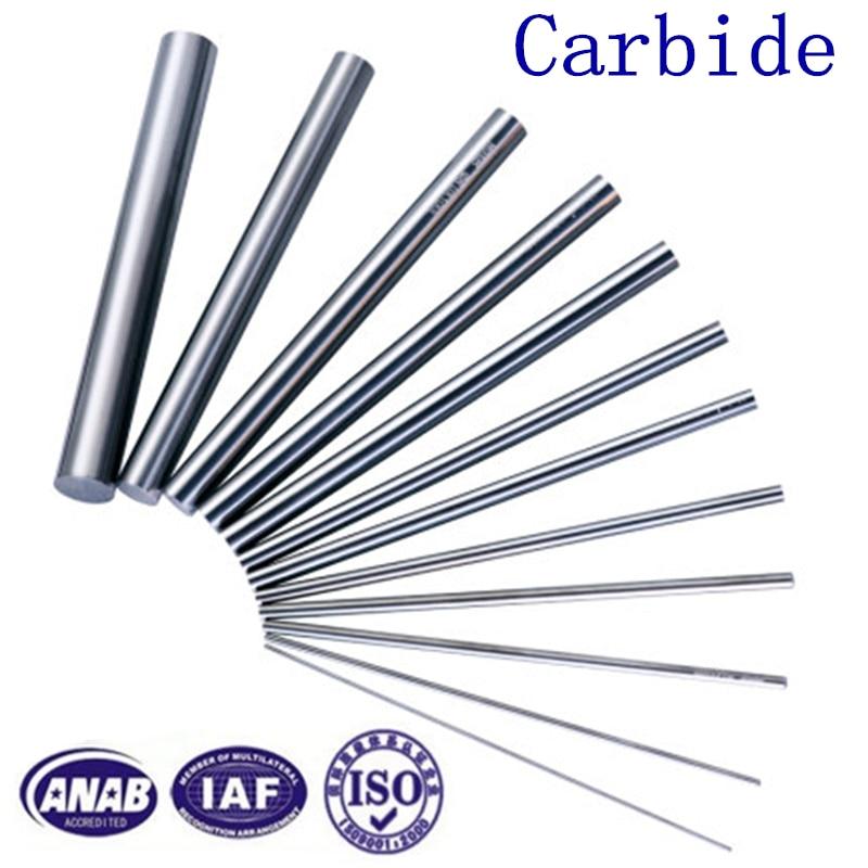 Straight Shank Metric 100mm long Carbide rod Lathe Tool tungsten steel rod alloy round rod tungsten steel round rod Abrasive