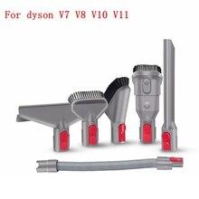 Support de support de stockage aspirateur absolu pièces accessoires brosse outil gris buse Base pour Dyson V7 V8 V10 V11