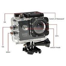 G22 1080P HD Wide Angle Lens Digital Camera Shooting Waterproof Video Camera COMS Sensor kamera Camara Fotografica Profesional