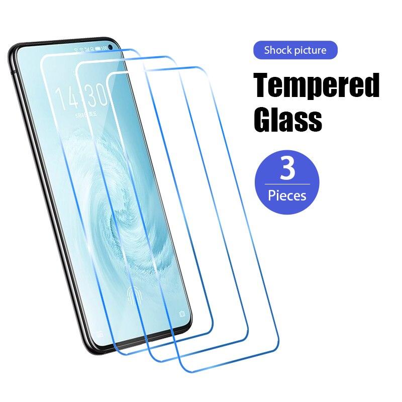 1/2/3 pièces protecteur décran anti-rayures pour Meizu MX3 MX4 MX5 MX6 verre de protection pour Meizu U10 U20 Note 8 9 HD Film avant