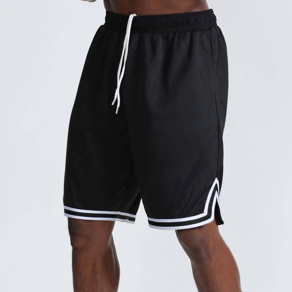 2020 de deporte de verano Pantalones cortos de baloncesto pantalones jogging correr transpirable de secado rápido suelto Baloncesto Masculino cinco sudor pantalones cortos