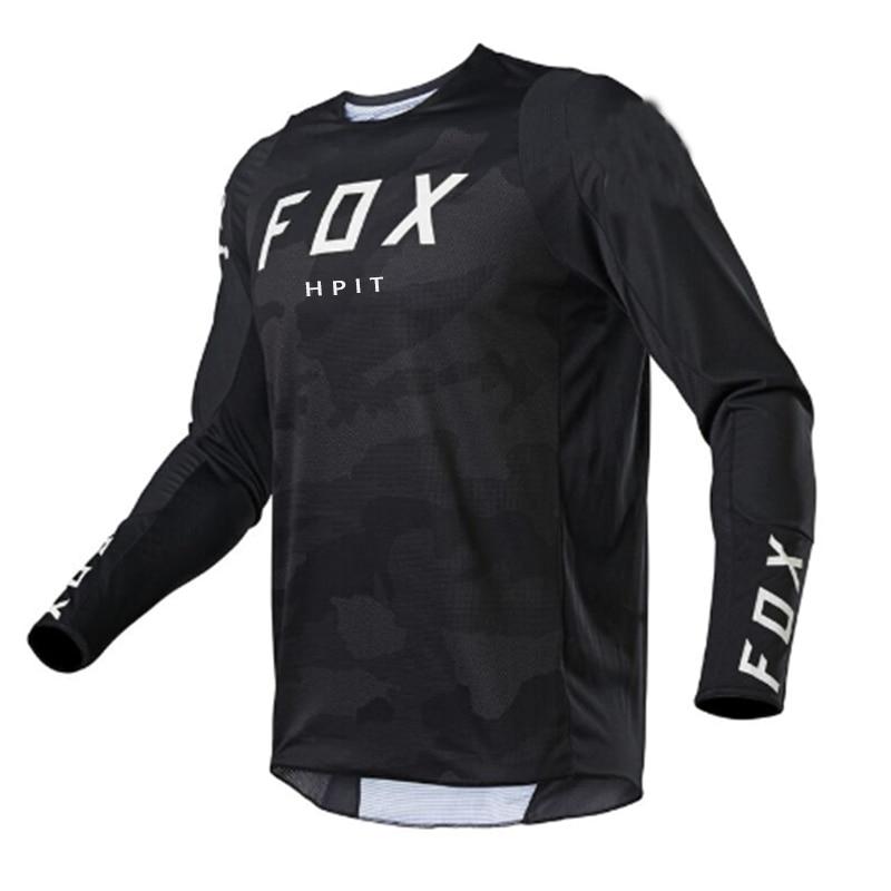 Fox-Maillot de Ciclismo, camisetas de otoño para Moto Gp Xc, Motocross Dh,...