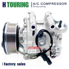 TRSE07 Car AC Compressor For honda civic 2006 2007 2008 2009 2010 2011 38800RNCZ010 38810RNA004 38810RNA014 38810RSAE01