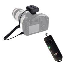 Беспроводной пульт дистанционного спуска затвора Viltrox JY-120-C1 для Canon EOS R RP 700D 80D 77D 850D 800D 760D 1100D 1500D 1300D M5 M6 Mark II