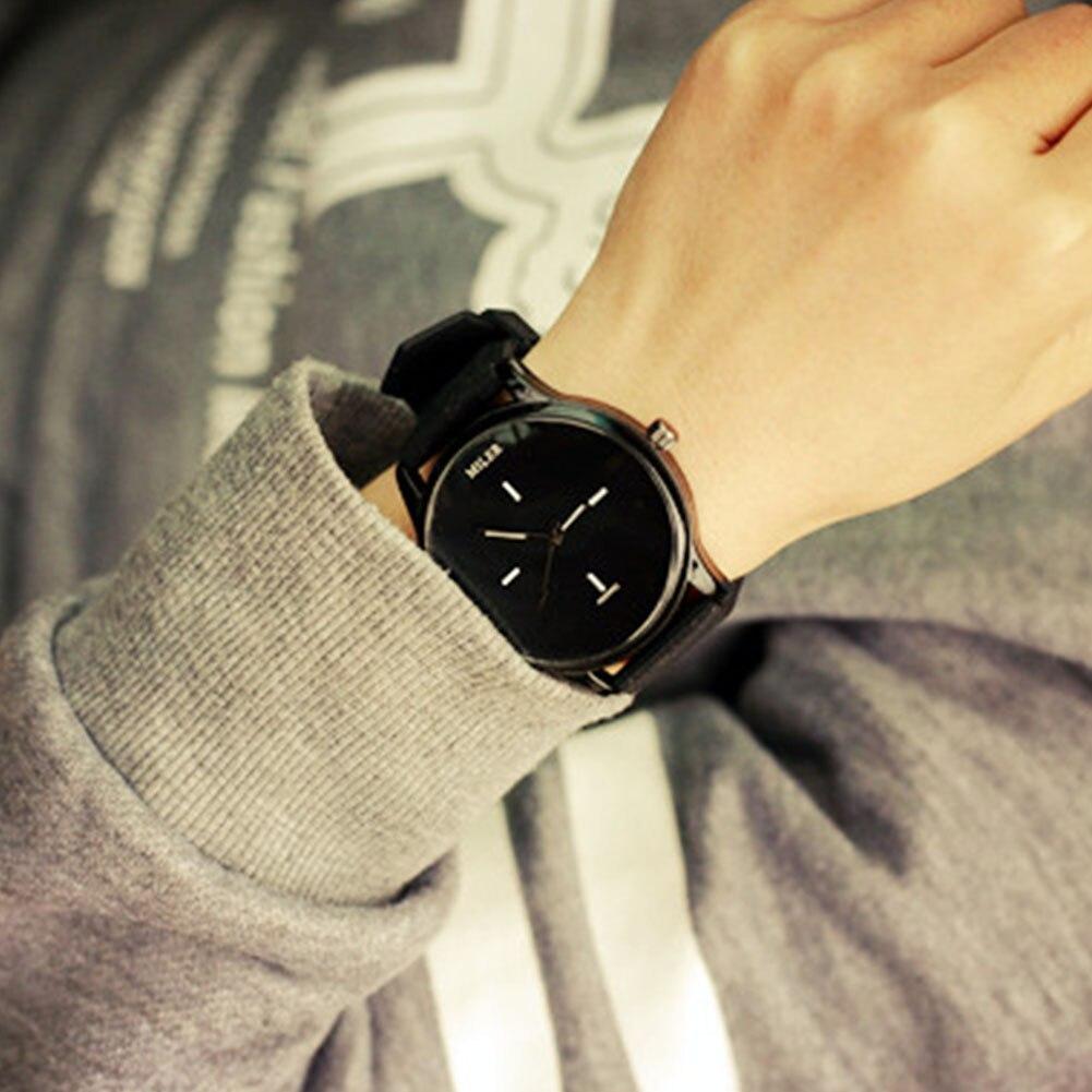 Reloj de cuarzo en gelatina con correa de silicona suave de marca de moda de alta calidad, relojes de pulsera para mujer, amantes de las señoras, banda rosa blanca y negra