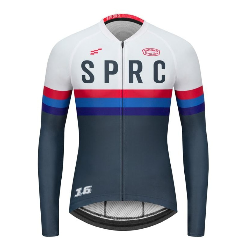 Jersey de ciclismo de CCIP 16 Otoño e Invierno ropa de ciclismo...
