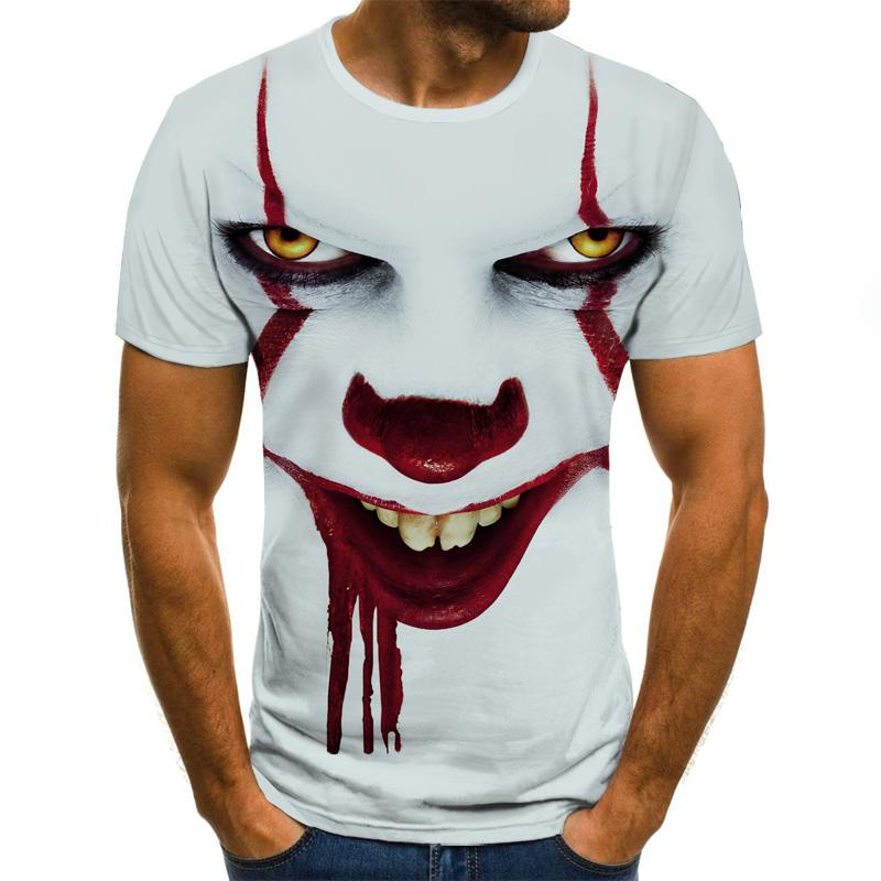 third impact imminent religion tops shirts for men unique t shirts fashionable ajax new round neck sweatshirts ireland sleeve 2020 letter Series Printed 3D T-shirt Round Neck Short Sleeve Women Tees Men Casual Women's T shirts Tops