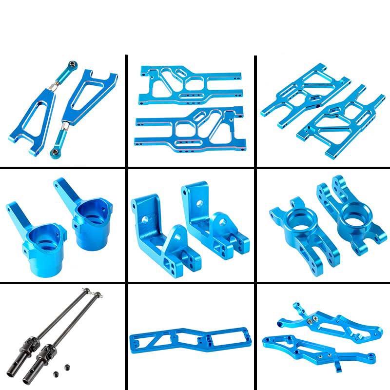 1/8 HSP 94862 OP Parrts C Base/Steering Hub Carrier/Suspension Arm/Suspension Arm/Drive Shaft/Steering Kit for RC Cars