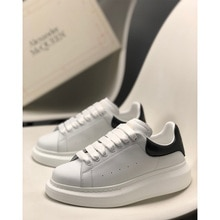 High Quality Men's And Women's Sneakers Shoes High Luxury  White Leather Design Casual Running Shoes