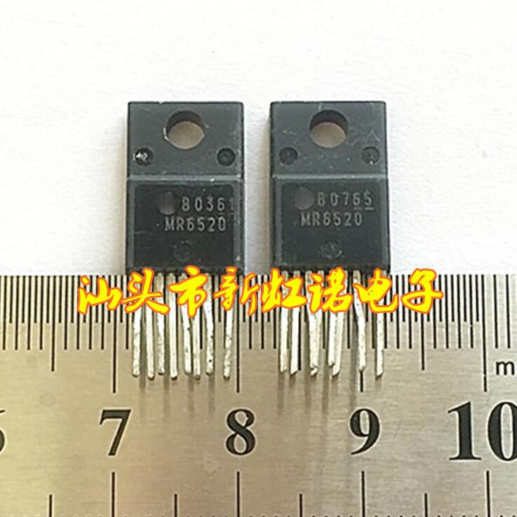 5Pcs/Lot New Original The LCD Power Supply Module MR6520 Test Well Integrated circuit Triode In Stoc