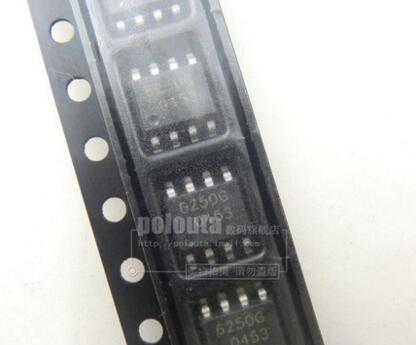 Envío Gratis 20 piezas TLE6250G TLE6250 SOP8