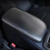 sbtmy car styling armrest box protection anti dust cover pad interior accessories fit for mazda cx 30 cx 30 cx30