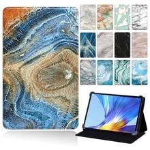 "Universal Tablet Fall für Huawei Genießen Tablet 2 10.1/Honor V6/MatePad Pro 10.8 ""/MatePad 10.4""/10.8 ""/T8 Pu Leder Abdeckung + Stylus"