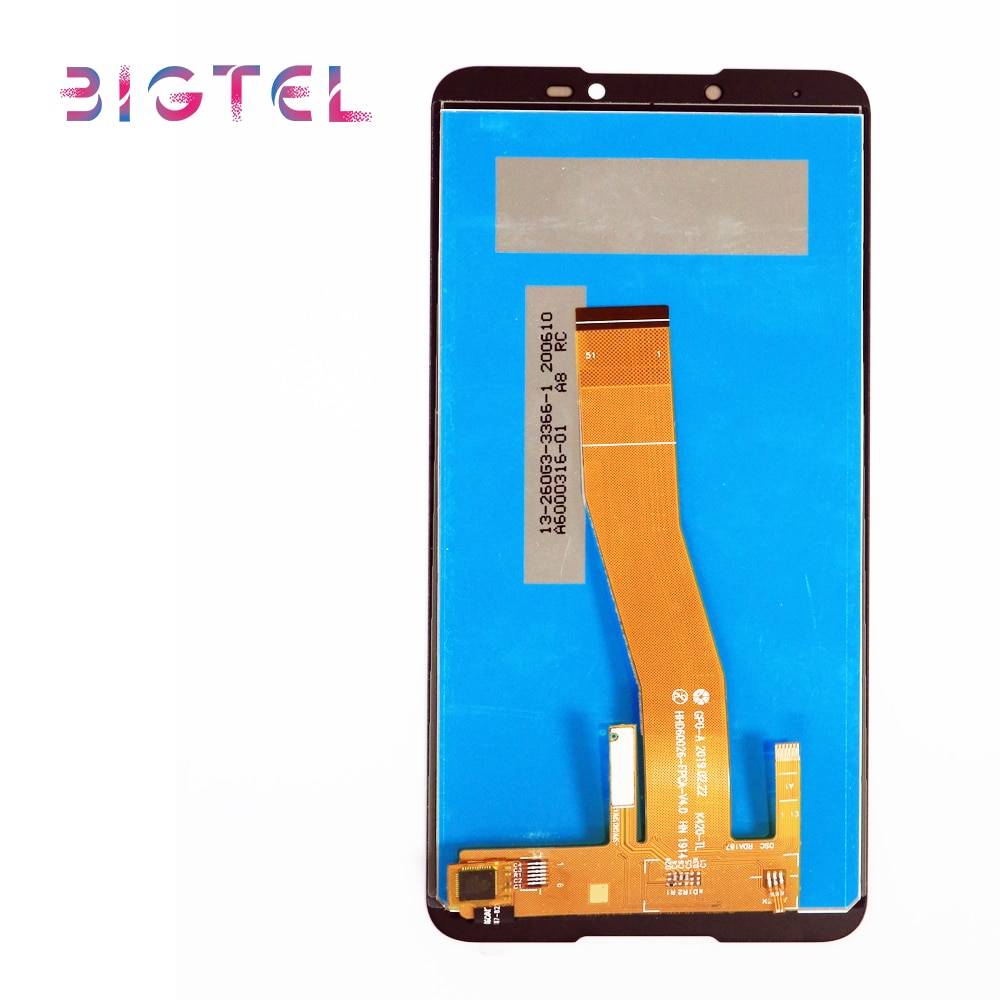 5 Pcs/Lot 100% Test New For Mobicel R6 Plus LCD Display With Touch Screen Digitizer Assembly Replacement with Tool enlarge