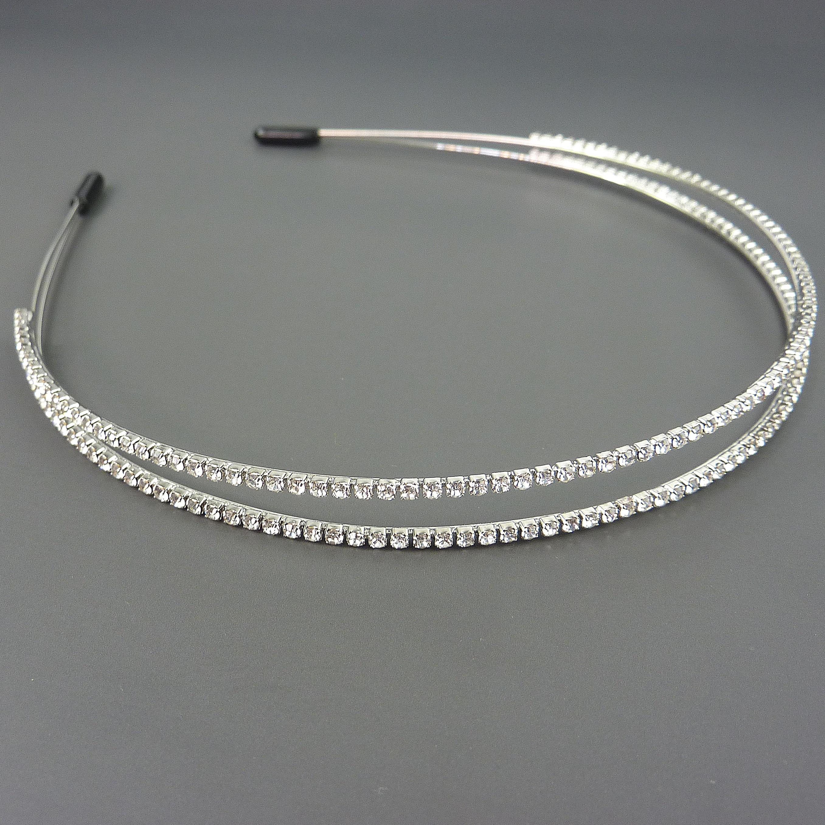 R024180 CORUIXI exquisita diadema de corona a la moda, peine de Zirconia brillante para mujer, tocados de diamantes de imitación, accesorios de joyería de moda