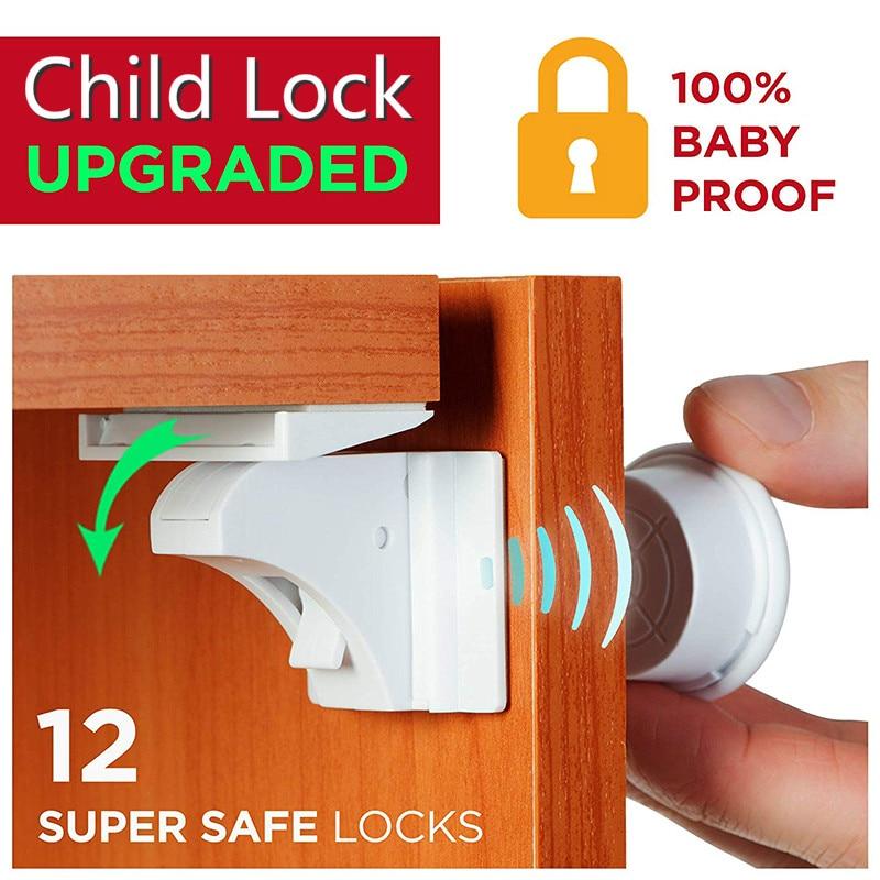 Блокираторы для дверей, магнит замка, защита от детей