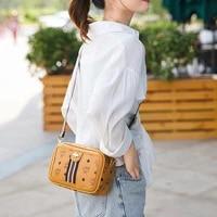 new fashion ladys small square bag casual all match shoulder bag retro messenger bag mobile wallet