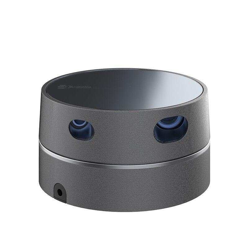 Radar láser Lidar, ubicación, navegación, Sensor de planificación de camino, escáner para evitar obstáculos, gran interacción de pantalla