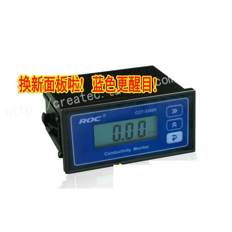 CM-230 medidor de condutividade teste de qualidade da água (CCT-3320V) tabela de teste