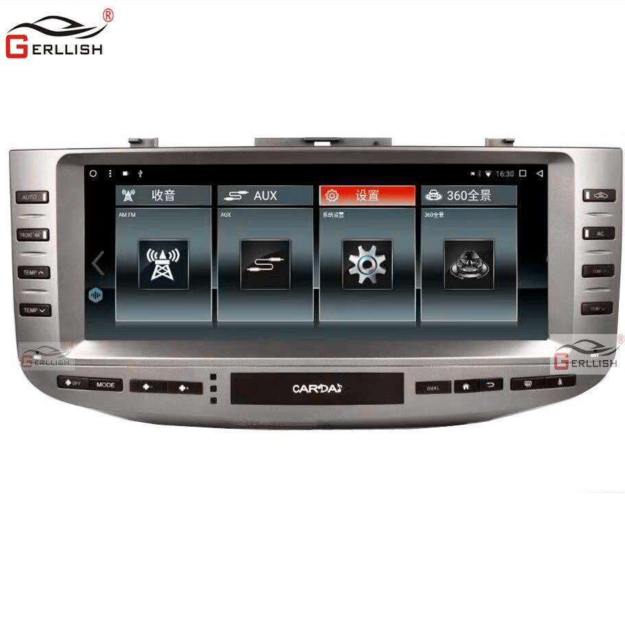 """12.3 """"2 + 32g android multimídia do carro para toyota reiz x120 2004 original 2009 original fone de ouvido estéreo gps navi carplay dsp"""