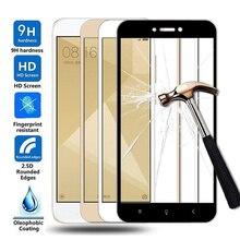15D Protective Glass For Xiaomi Redmi 4X 5A 5 Plus 6 6A 7A Redmi Note 4 4X 5 5A Pro Tempered Glass S