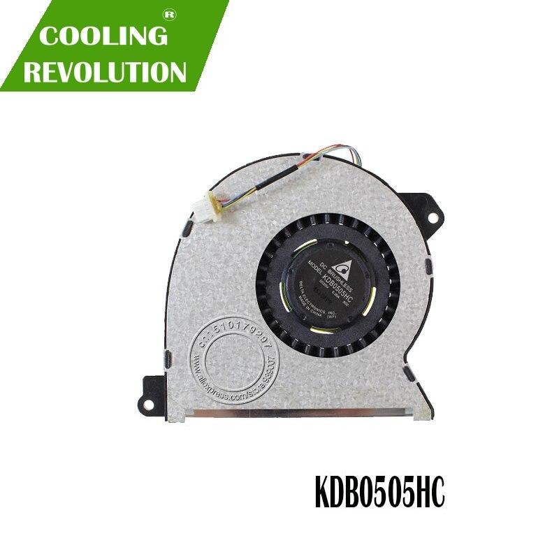 Nuevo para Asus Transformerbook X201L ventilador de refrigeración CPU 13NB03I1P16011 UDQFRYH91DAS