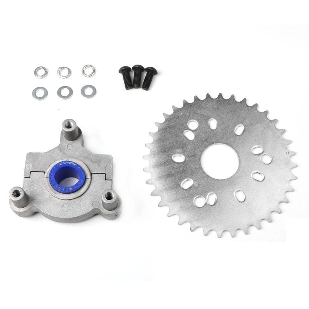 36T Kettenrad Adapter Fit 1,5 zoll 1 1/2 zoll 415 Kette 49cc 50cc 66cc 80cc 2 Hub Motorisierte Fahrrad Accessoires    -