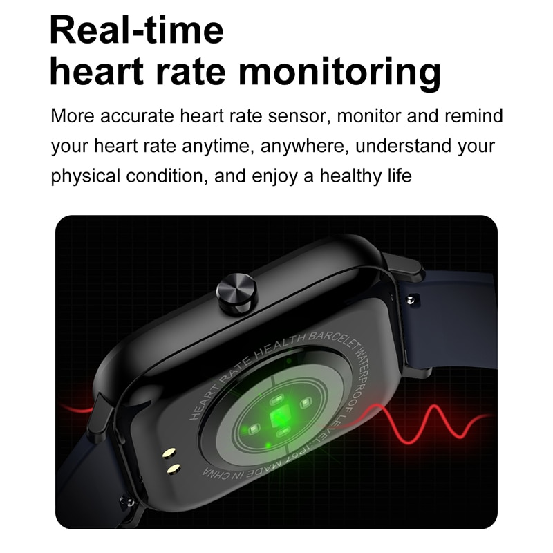 Inteligente Hombre Smartwatch 2020 Android Men Smart Watch Men Bluetooth Call Smart Watch For Xiaomi MI Huawei Apple Phone